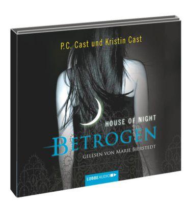 House of Night Band 2: Betrogen (4 Audio-CDs), P.C. Cast