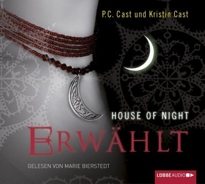 House of Night Band 3: Erwählt (4 Audio-CDs), P. C. Cast, Kristin Cast