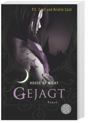 House of Night Band 5: Gejagt, P. C. Cast, Kristin Cast