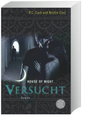 House of Night Band 6: Versucht, P. C. Cast, Kristin Cast