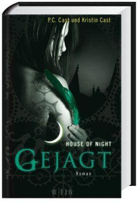 House of Night - Gejagt, P. C. Cast, Kristin Cast