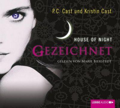 House of Night - Gezeichnet, Hörbuch, P.C. Cast