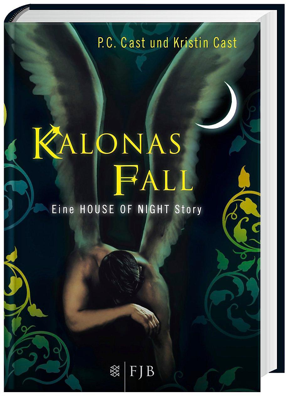 House Of Night Story Band 4 Kalonas Fall Buch Portofrei