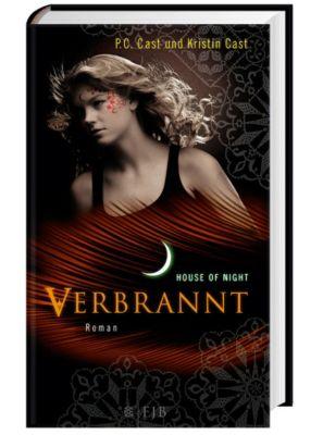 House of Night - Verbrannt, P.C. Cast, Kristin Cast