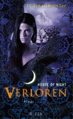 House of Night - Verloren, P. C. Cast, Kristin Cast