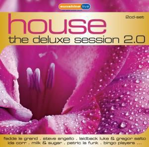 House: The Deluxe Session 2.0, Diverse Interpreten