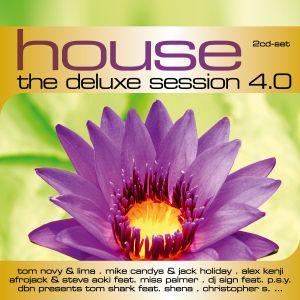 House: The Deluxe Session 4.0, Diverse Interpreten
