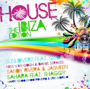 House: The Ibiza Edition, Diverse Interpreten
