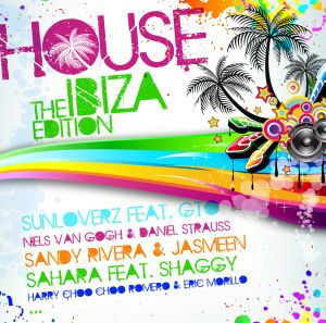 House: The Ibiza Edition, Diverse Interpreten