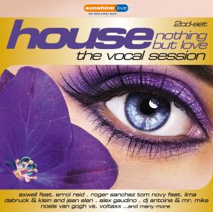 House: The Vocal Session-Nothing But Love, Diverse Interpreten