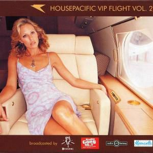 Housepacific - VIP Flight Vol. 2, Diverse Interpreten