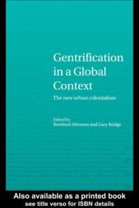 Housing and Society Series: Gentrification in a Global Context
