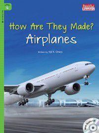 How Are They Made? Airplanes, Viji K. Chary