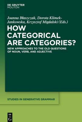 How categorical are categories?