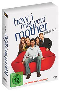 How I Met Your Mother - Season 1 - Produktdetailbild 1