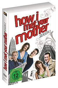 How I Met Your Mother - Season 2 - Produktdetailbild 1