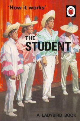 How it Works: The Student, Jason Hazeley, Joel Morris