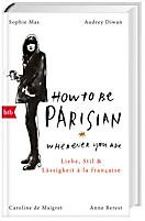 How To Be Parisian wherever you are, Deutsche Ausgabe
