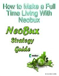 How to Make a Full Time Living With Neobux, Sven Hylten-Cavallius