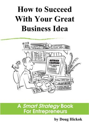How to Succeed With Your Great Business Idea: A Smart Strategy Book for Entrepreneurs, Doug Hickok