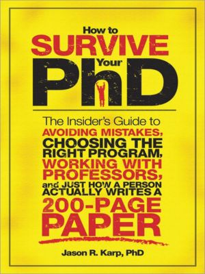 Your phd