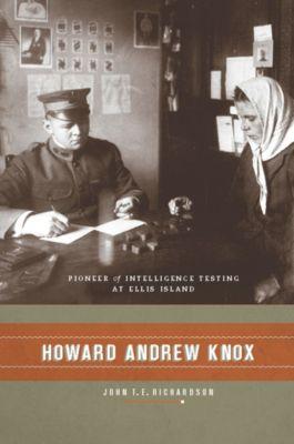 Howard Andrew Knox, John Richardson