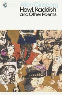 Howl, Kaddish and Other Poems, Allen Ginsberg