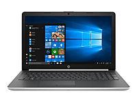 HP 15-da0011ng Notebook 39,62cm 15,6Zoll FHD AG IC I5-8250U 8GB 1TBHDD+128GBSSD NvidiaMX130-2GB W10H nat silver Projekt AMA (P) - Produktdetailbild 2
