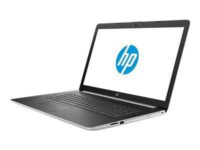 HP 17-by0200ng Notebook 43,94cm 17,3Zoll HD+ AG IC I3-7100U 8GB 1TBHDD+ 256GB PCIe IntelHDGraphics W10H nat silver Projekt AMA (P)