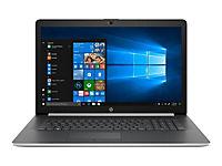 HP 17-by0200ng Notebook 43,94cm 17,3Zoll HD+ AG IC I3-7100U 8GB 1TBHDD+ 256GB PCIe IntelHDGraphics W10H nat silver Projekt AMA (P) - Produktdetailbild 2