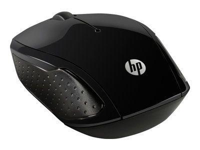 HP 200 Wireless Maus schwarz