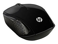 HP 200 Wireless Maus schwarz - Produktdetailbild 2
