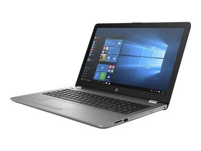HP 250 G6 SP Intel Core i5-7200U 39,6cm 15,6Zoll FHD AG UMA 1x8GB 256GB/SSD DVDRW WLAN BT W10PRO64 2J. Gar. (DE)