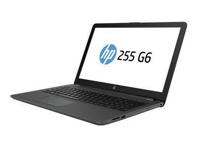 HP 255 G6 SP AMD A6-9220 39,6cm 15,6Zoll FHD AG UMA 1x8GB 256GB/SSD DVDRW WLAN BT W10PRO64 2J. Gar. (DE)