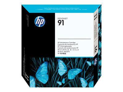 HP 91 Original Wartungseinheit Standardkapazität 1er-Pack