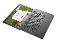 HP Chromebook 14 G5 Intel Celeron N3350 35,5cm 14Zoll AG UMA 8GB 32GB/eMMC WLAN BT Chrome64 1J. Gar. (DE) - Produktdetailbild 2