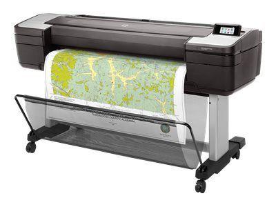 HP DesignJet T1700 44-in PS Printer