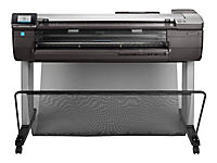 HP DesignJet T830 61cm 24Zoll Multifunktion Printer - Produktdetailbild 8