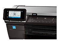 HP DesignJet T830 61cm 24Zoll Multifunktion Printer - Produktdetailbild 6
