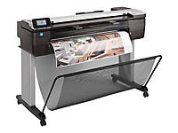 HP DesignJet T830 61cm 24Zoll Multifunktion Printer - Produktdetailbild 9