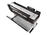 HP DesignJet T830 61cm 24Zoll Multifunktion Printer - Produktdetailbild 7