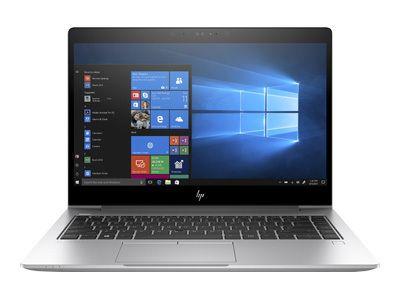 HP EliteBook 840 G5 Intel Core i5-7200U 35,6cm 14Zoll FHD AG 8GB 256GB NVMe Intel ac 2x2 +BT Backlit FPR W10P64 3J Gar (DE)
