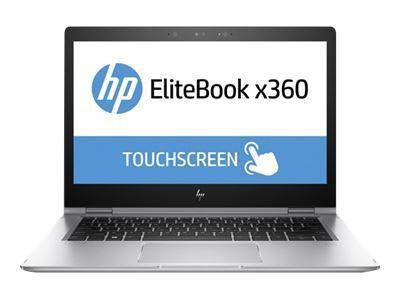HP EliteBook x360 1030 G2 Intel Core i7-7600U 33,7cm 13,3Zoll FHD Touch Sure View UMA 16GB 512GB/NVMe WWAN W10P64 3J. Gar.(DE)