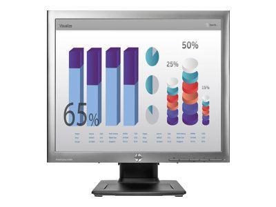 HP EliteDisplay E190i 48,0cm 18,9Zoll IPS LED Backlight 8ms 5:4 250cd/m2 VGA DP DVI-D Pivot Hoehenv. 3 Jahre Garantie