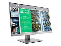 HP EliteDisplay E243 60,4cm 23,8Zoll IPS LED Backlight 5ms 16:9 250cd/m2 VGA DP HDMI Pivot Hoehenv. 3 Jahre Garantie - Produktdetailbild 5