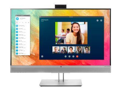 HP EliteDisplay E273m 68,5cm 27Zoll IPS LED Backlight 5ms 16:9 250cd/m2 1920x1080 VGA DP HDMI Pivot Höhenverst.