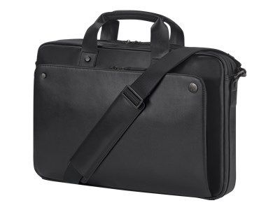 HP Executive 17.3inch Black Leather Top Load
