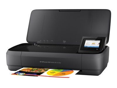 HP OfficeJet 250 Mobil All in One