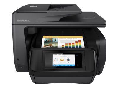 HP Officejet Pro 8725 e-All-in-One