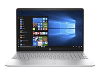HP Pavilion 15-ck002ng 39,62cm 15,6Zoll FHD AG i7-8550U 8GB 1TB+256GB Nvidia GT940MX 2GB W10H6 Mineral silver (P) - Produktdetailbild 4